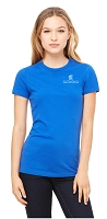NCL Royal Blue Ladies Chapter Shirt