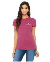 NCL Ladies' Jersey Short Sleeve T-Shirt (Specialty Colors)