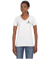 NCL-04 Ladies V neck T-shirt