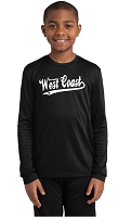 Baseball West Coast Long Sleeve Dri-Fit Shirt