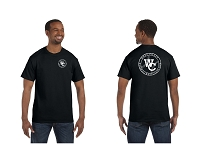 Baseball West Coast Fan T-shirt