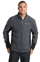 Ensign HR Unisex Fleece Full Zip Jacket