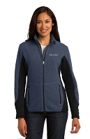 Ensign HR Ladies Fleece Full Zip Jacket