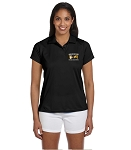 LHHS Music Booster Embroidered Polo - Ladies