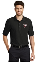 Silver Bullets Performance Polo