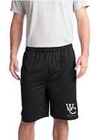 WC Logo adult shorts