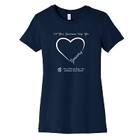 Saddleback Valley Chapter Shirt - Let Your Graciousness Carry You