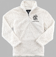 NCL-L29  3/4 Zip Sherpa Pullover