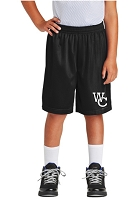WC Logo youth shorts