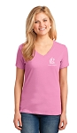 NCL-L25 Ladies V Neck