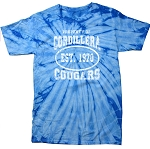 Property of Cordillera Tie Dye T-Shirt