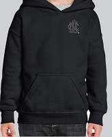 NCL-L01 Hooded Pullover Sweatshirt  Bling Logo