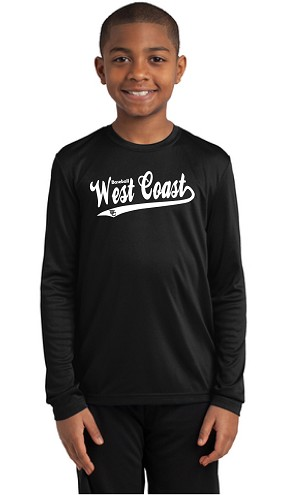 Long Sleeve Dri Fit Shirt