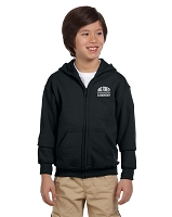Lake Forest Dolphins Full Zip Hoodie