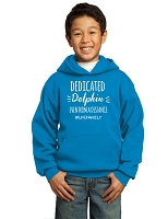 Lake Forest Dedicated Dolphin Pullover Hoodie