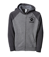 Foothill Ranch Bobcats Youth Full Zip Hoodie
