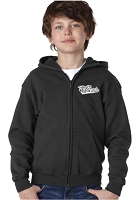 SoCal FireByrds Full Zip Hooded Sweatshirt