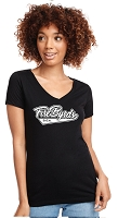 SoCal FireByrds Ladies V Neck