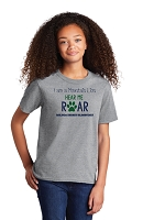 Hear Me Roar Unisex T-shirt