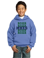 MHES ROAR Hooded Pullover